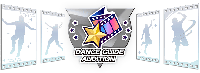 DANCERUSH STARDOM DANCE GUIDE AUDITION