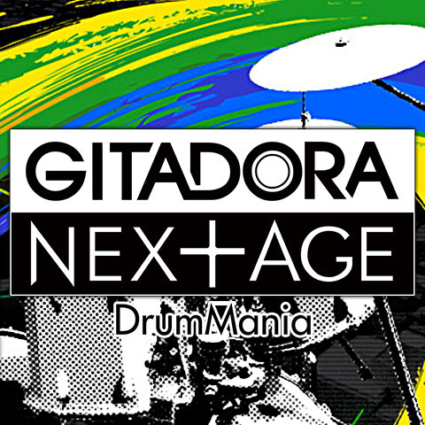 GITADORA NEX+AGE DrumMania
