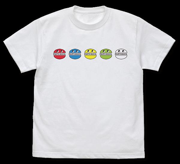『pop'n music』ポップ君 Tシャツ