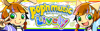 pop'n music lively site