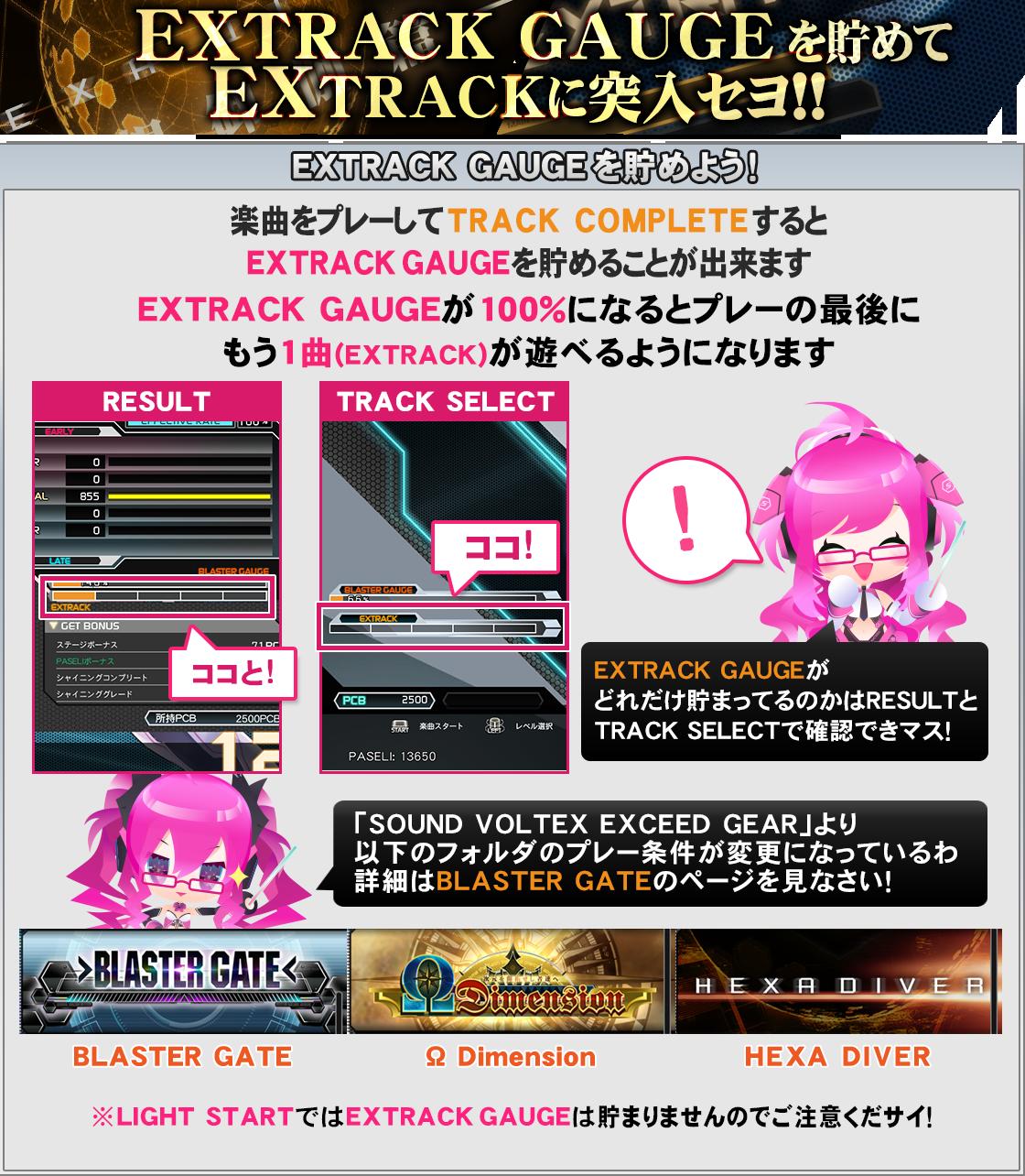EXTRACK